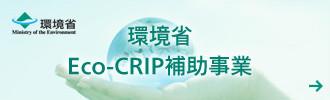 環境省 Eco-CRIP補助事業
