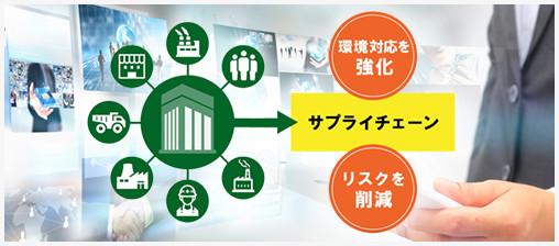 サプライチェーンの環境対応強化でお悩みの大手・中堅企業の方へ